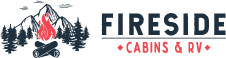 Fireside Cabins & RV Logo